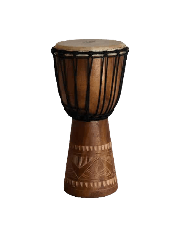 Indo-Series-40cm-Djembe-code-Indo503